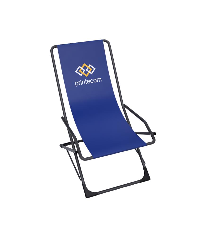 Chilienne d'extérieur métal - Décoration entreprise Mobilier d'entreprise personnalisable - printecom.fr
