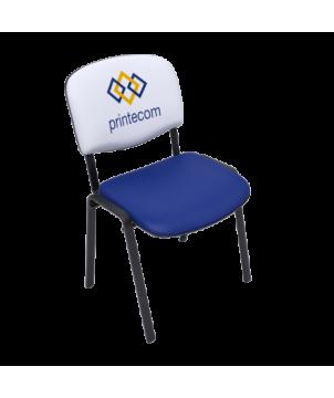 Chaise tissu Réunion