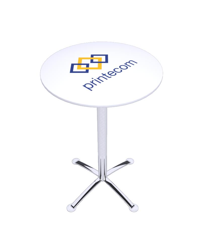 Mange-debout Pause Café - Décoration entreprise Mobilier d'entreprise personnalisable - printecom.fr