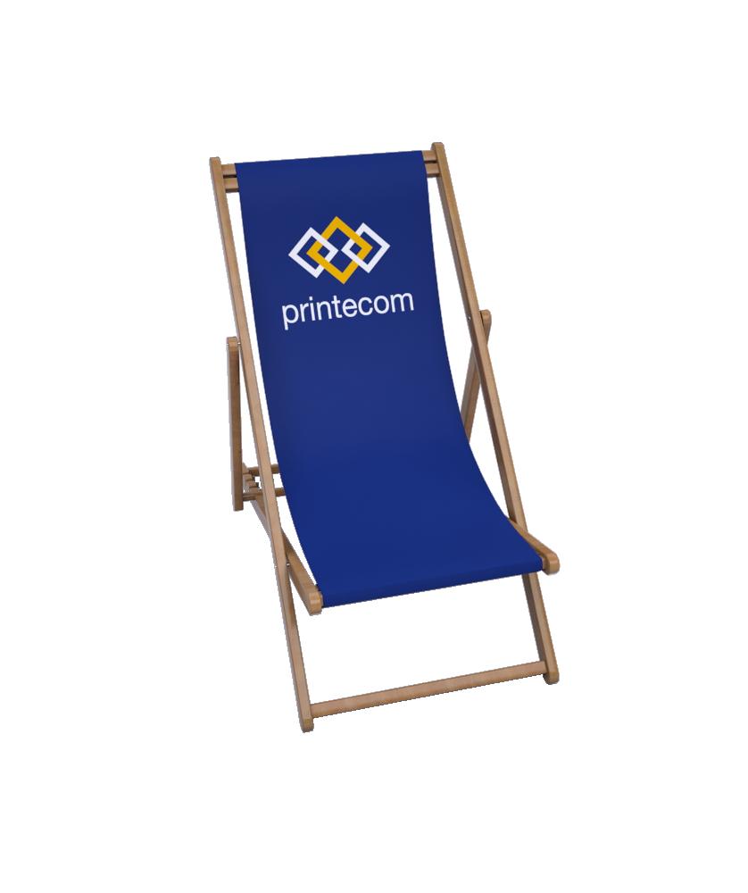 Chilienne d'extérieur bois - Décoration entreprise Mobilier d'entreprise personnalisable - printecom.fr