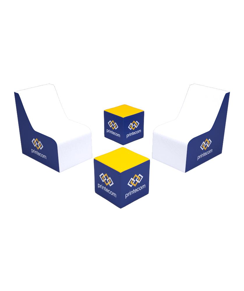 Kit Relax - Décoration entreprise Mobilier d'entreprise personnalisable - printecom.fr