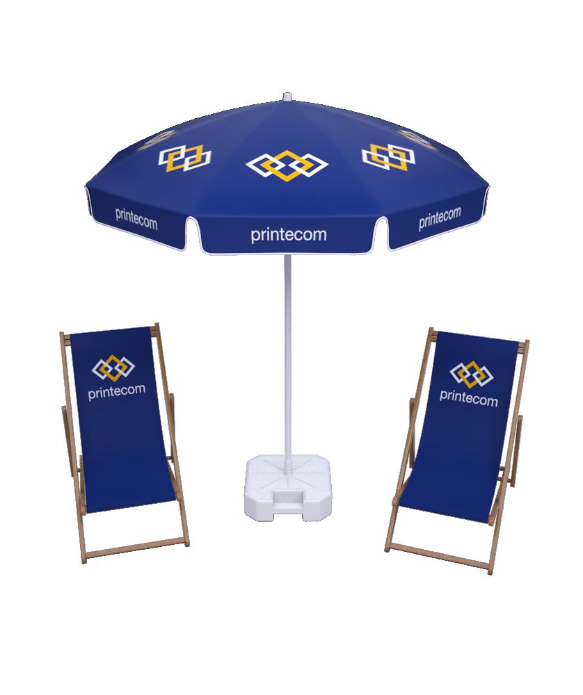 Kit d'extérieur Soleil - Décoration entreprise Mobilier d'entreprise personnalisable - printecom.fr