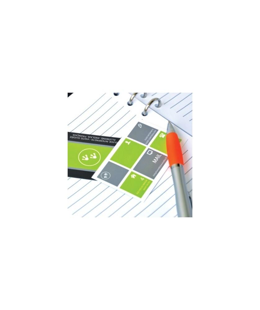Carte de visite imprimée recto verso - Papèterie et Packaging Carte de visite et cartes postales - printecom.fr