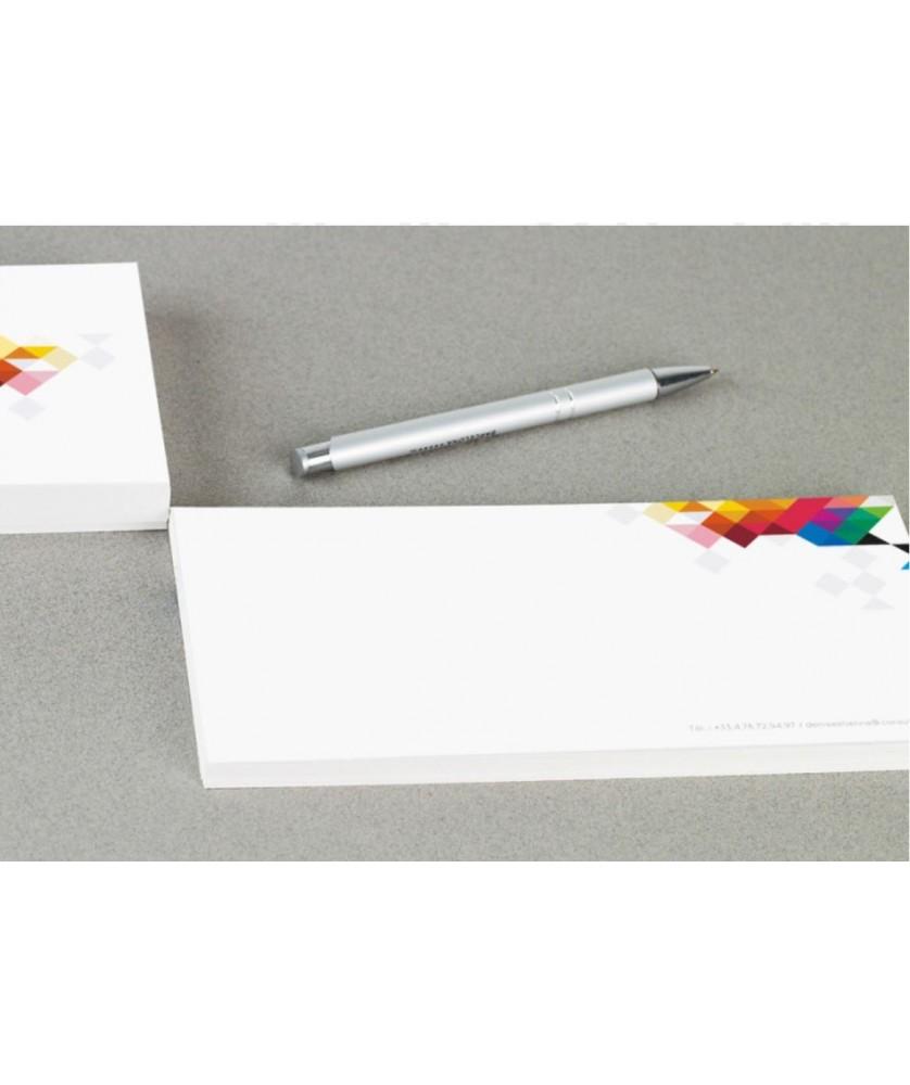Carte de correspondance imprimée recto - Papèterie et Packaging Carte de visite et cartes postales - printecom.fr