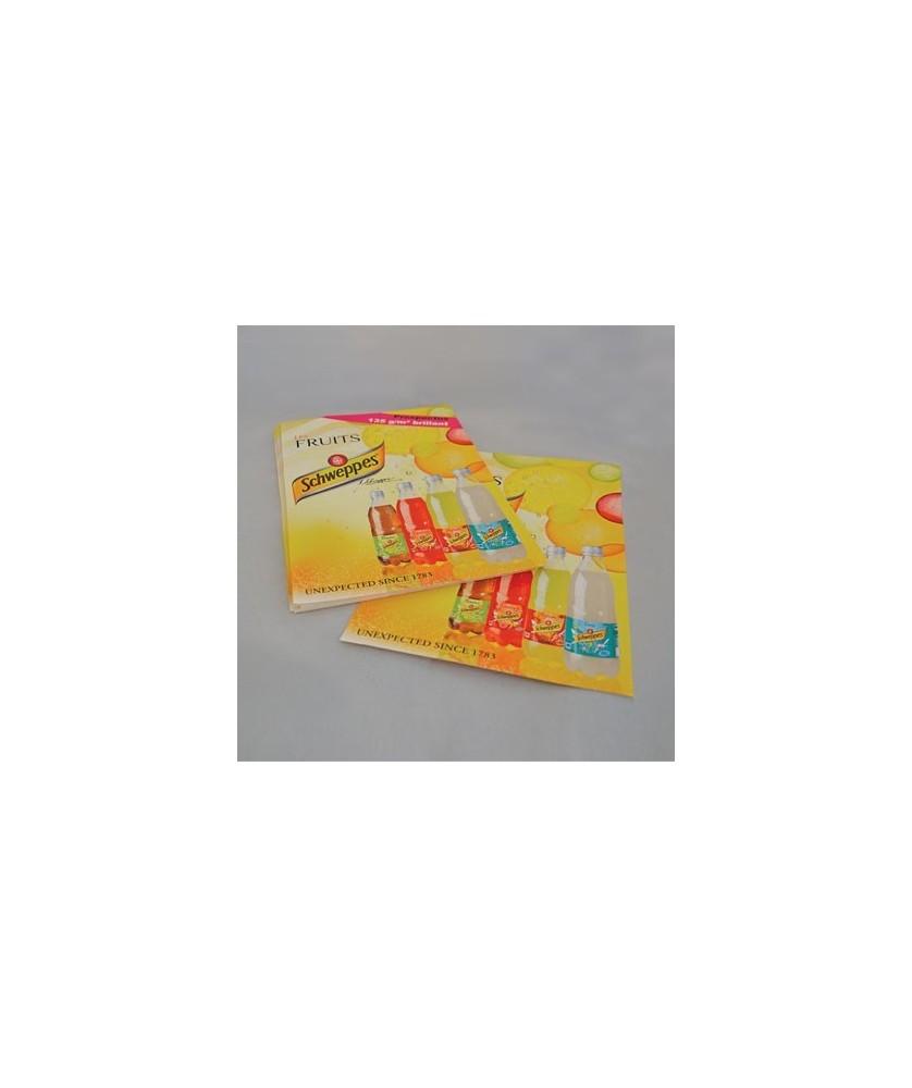 Flyer 10 x 21 imprimé R°V° 170 gr - Papèterie et Packaging Flyers et prospectus - printecom.fr
