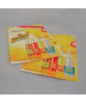 Flyer A4 imprimé R°V° 90 gr - Papèterie et Packaging Flyers et prospectus - printecom.fr