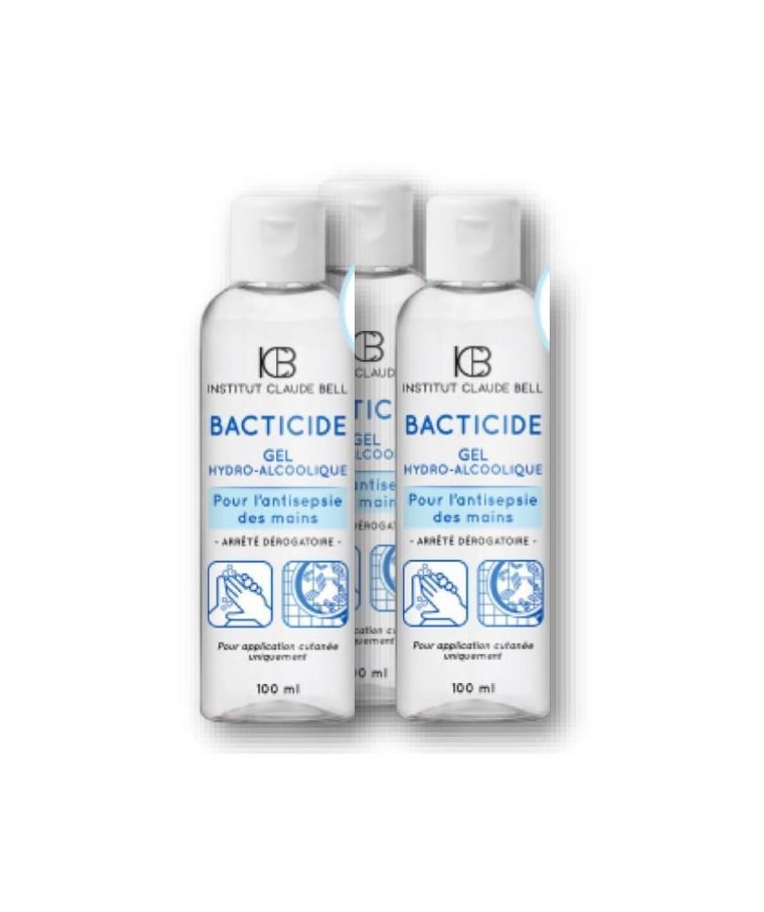 Lot de 40 gels mains 100 ml - Protections et Sécurité au travail Masques, gels, lingettes - printecom.fr