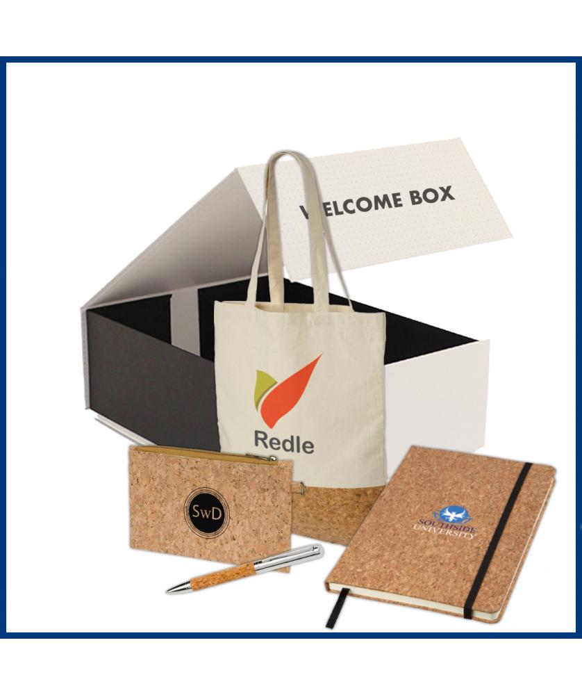 Welcome Box Liège 1 - Objet et Support publicitaire entreprise - printecom.fr