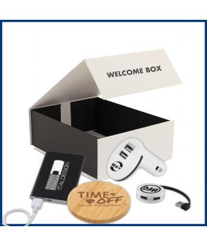 Welcome Box Geek 2