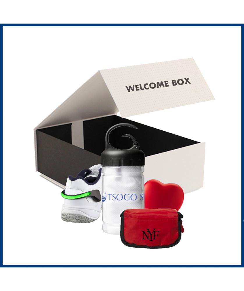 Welcome Box Bien-être 2 - Objet et Support publicitaire entreprise - printecom.fr