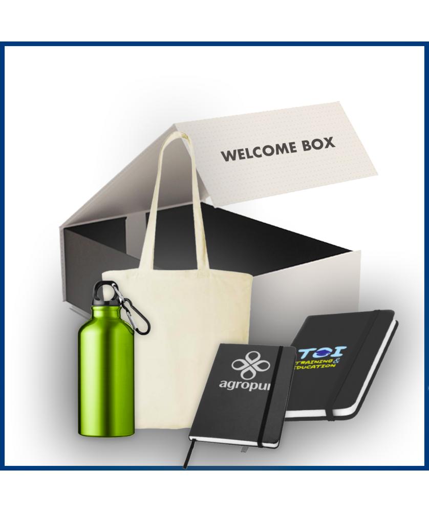 Welcome Box Classic 2 - Objet et Support publicitaire entreprise - printecom.fr