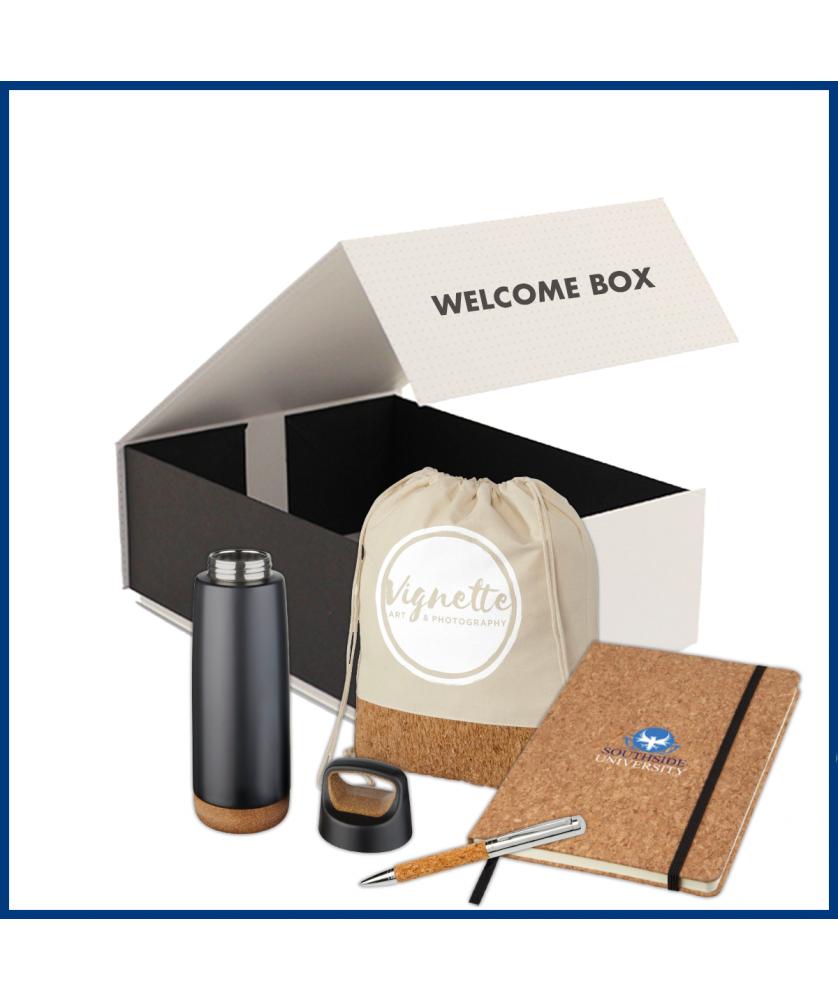 Welcome Box Liège 2 - Objet et Support publicitaire entreprise - printecom.fr