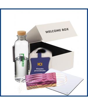 Welcome Box Protection 2 - Objet et Support publicitaire entreprise - printecom.fr